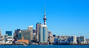 auckland New Zealand Arkivfoto