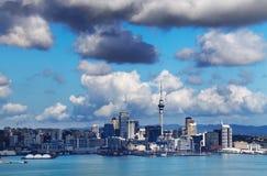 auckland New Zealand Arkivfoto