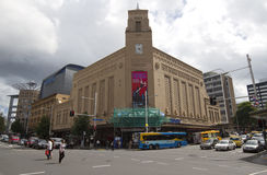 Auckland New Zealand civic theatre Stock Photo