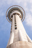 Auckland, New Zealand- December 12, 2013. Auckland sky tower is Royalty Free Stock Images