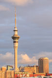 Auckland, New Zealand- December 9, 2013. Auckland skyline from t Royalty Free Stock Photography