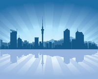 Auckland, New Zealand skyline Stock Photo