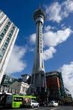 Auckland nieba wierza Obrazy Stock