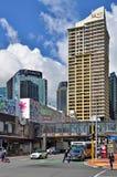 Auckland, Nouvelle Zélande Photographie stock libre de droits