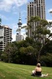 Auckland, Nova Zelândia imagem de stock