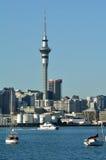 auckland nowy nieba wierza Zealand Zdjęcie Royalty Free