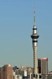 auckland nowy nieba wierza Zealand Zdjęcia Royalty Free