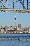 auckland nowy nieba wierza Zealand Zdjęcia Stock