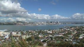 Auckland, Nueva Zelandia almacen de video