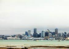 Auckland, Nuova Zelanda Fotografie Stock Libere da Diritti