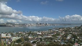 Auckland Nya Zeeland arkivfilmer