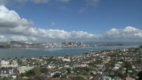 Auckland Nya Zeeland stock video
