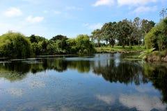 Auckland ogród botaniczny Zdjęcia Stock