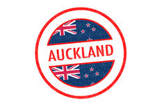 AUCKLAND Stock Image