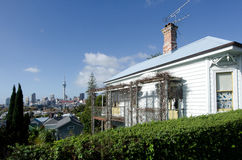 Auckland - Ponsonby Stock Image