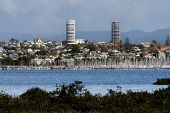 Auckland - Ponsonby Royalty Free Stock Photo