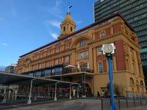 Auckland promu Terminal obrazy royalty free