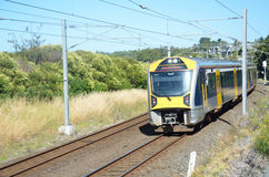 Auckland rail Stock Photos