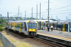 Auckland rail Royalty Free Stock Images
