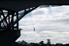 Auckland schronienia most Obrazy Stock