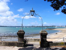 Auckland Seaside Royalty Free Stock Photos