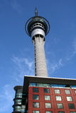 Auckland Sky-tower, New Zealand Royalty Free Stock Photos