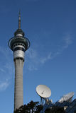 Auckland Sky-tower, New Zealand Royalty Free Stock Photography