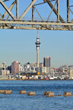 Auckland Sky Tower - New Zealand Stock Photos