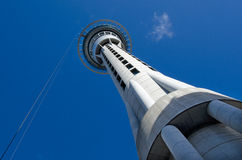 Auckland Sky Tower Royalty Free Stock Photos