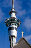 Auckland Sky Tower Stock Image
