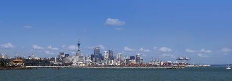 Auckland skyline Stock Photography