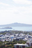Auckland skyline Royalty Free Stock Images