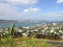 Auckland skyline Royalty Free Stock Image