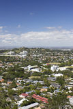 Auckland skyline Stock Image