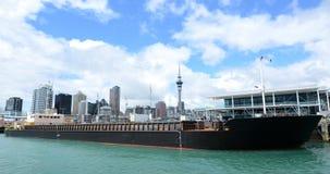 Auckland Skyline - New Zealand Stock Image