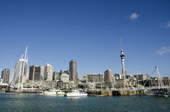 Auckland Skytower Stock Images