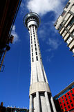 Auckland skytower 3 Stock Photo