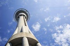 Auckland Skytower Zdjęcie Royalty Free