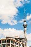 Auckland Skytower Fotografia Stock