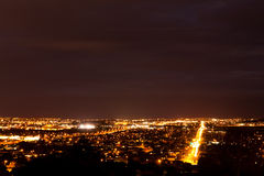 Auckland southern suburb Manukau New Zealand Stock Photography