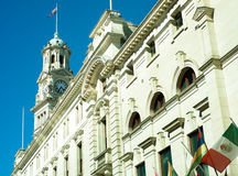 Auckland stadshus Arkivfoton