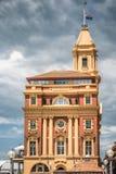 Auckland stadssikt royaltyfri foto