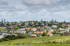 Auckland suburb Royalty Free Stock Images