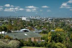 Auckland suburbain Photographie stock libre de droits