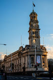 Auckland Town Hall. Is a historic building on Queen Street in downtown Auckland, New Zealand, known both for its original and ongoing use for administrative Royalty Free Stock Photos