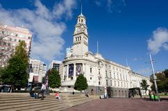 Auckland Town Hall Royalty Free Stock Photo