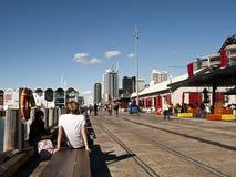 Auckland-Ufergegend, Neuseeland stockfotos