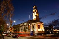 Auckland urząd miasta na królowej ulicie w Auckland Nowa Zelandia Obrazy Stock