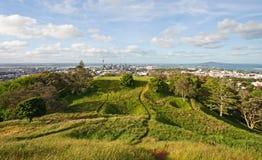 Auckland volcanic field Stock Photos