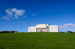 Auckland War Memorial Museum Royalty Free Stock Photography